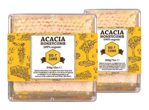 Organic Bulgarian Honeycomb