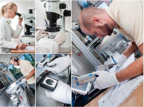 Ultraschallschweißen Medizintechnik