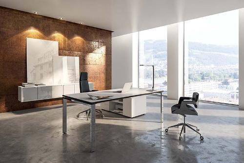 Solos Schreibtischsystem
