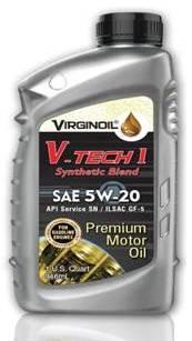 SAE5W-20 V-TECH 1