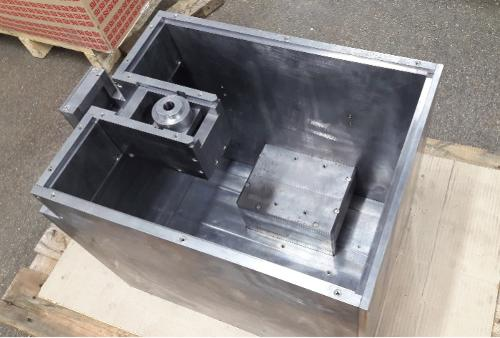 Equipements de radioprotection en plomb