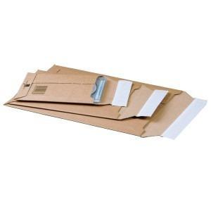 Corrugated cardboard shipping bags