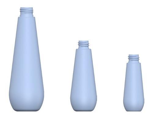 Rund-Flaschen Serie DOLOMITI - Polyethylen (PE-HD)