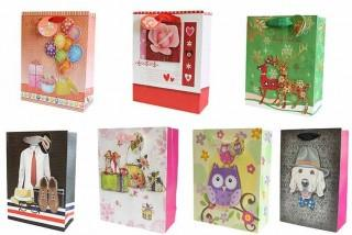 Luxury Gift Bags - Assorted Designs