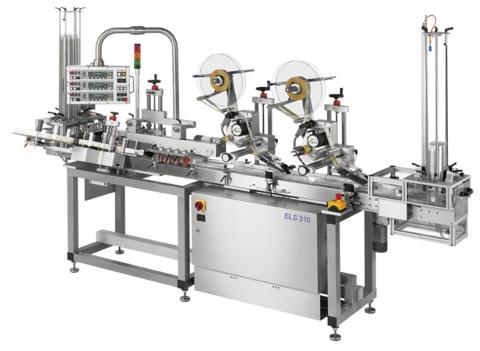 ELS 310 automatic labeller