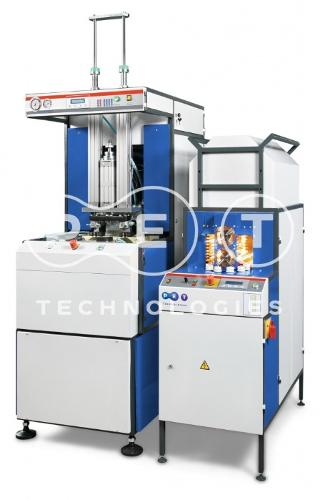 Semi-automatic blow molding machine UPF-10
