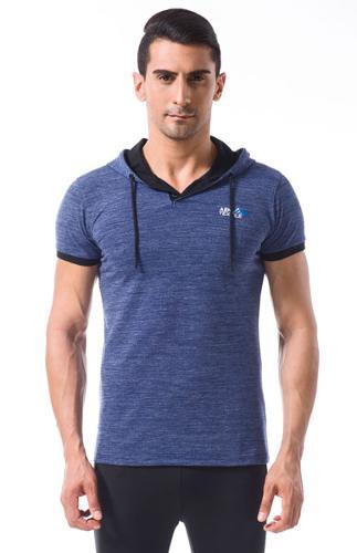 Men's Hoodie T-shirt