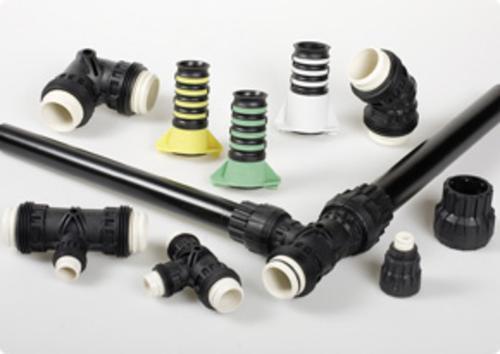 Mehrkomponenten - Fittings für...