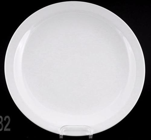 Hotel Lubiscan platte borden 24 cm