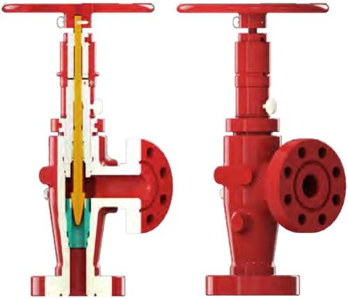 Choke valves