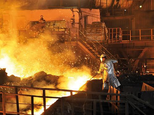 Bearings for metal industry