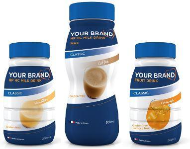 CLINICAL DRINKS - Classic range