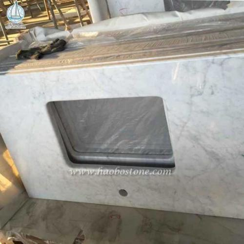 Carrara White Vanity Tops Countertops Table Tops