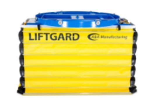 Schutzfaltenbälge für Hebe- und Scherentische - LIFTGARD
