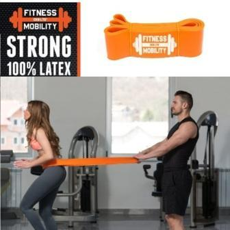 CKB LTD Mobility Latex Resistance Bands Gym Fitness