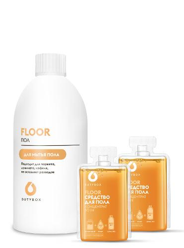 Set – Detergent Floor Cleaning