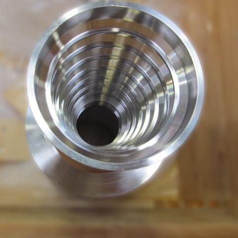 Sedi valvola Oil&Gas in Stelloric 386 (Stellite grado 6)