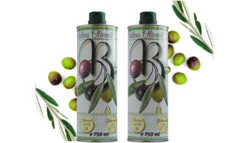 Biccari Bestes Natives Olivenöl Extra aus Italien