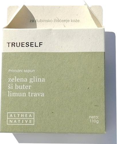 GREEN CLAY natural soap