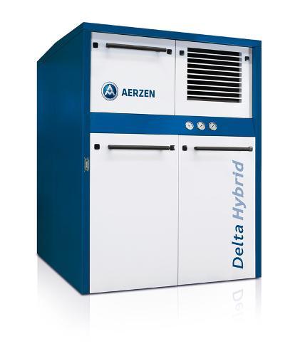 AERZEN Überdruck-Aggregat Delta Hybrid D12 ... D152 S/L/H