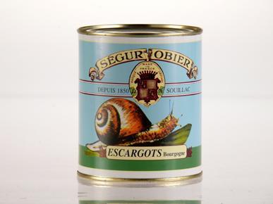 The Burgundy snail 5 dz