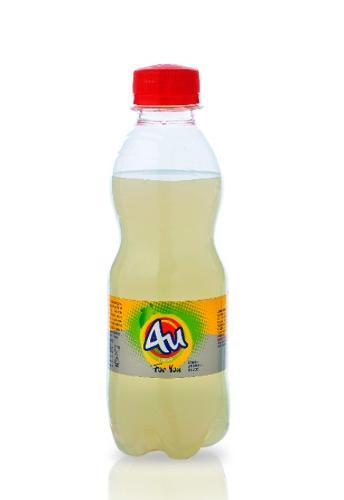 4U LEMON SOFT DRINK