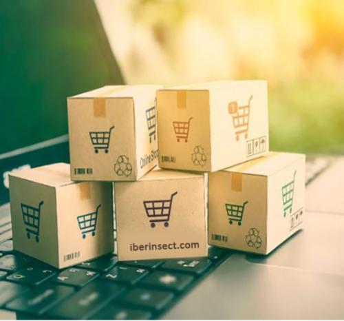 Tienda online de Insectos