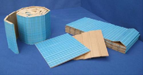 Lamella packaging