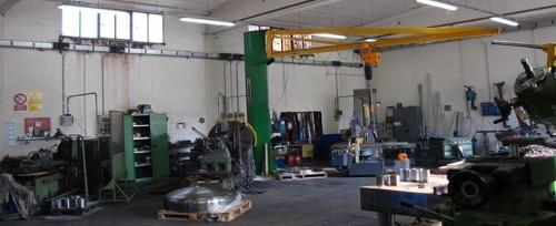 MAINTENANCE AND TOOLING DEPARTMENT FOR THE...