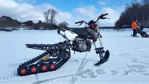 KIT pour motocyclette Pitbike