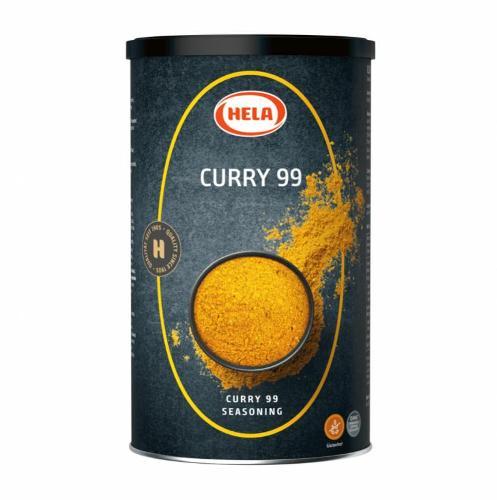 Curry 99 Seasoning, 650 g, Gluten free