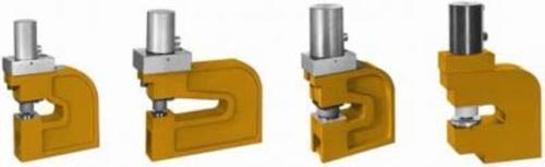 Hydraulik-Locheinheiten, doppeltwirkend