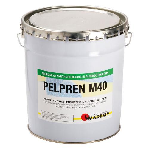 Pelpren M40 Adesivo In Soluzione Alcolica Di Resine Sintetiche