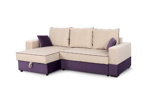 "Corner Sofa ""Boston"" Standard Option 2"