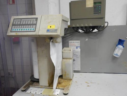 Instapak 900 Máquina embalar espuma