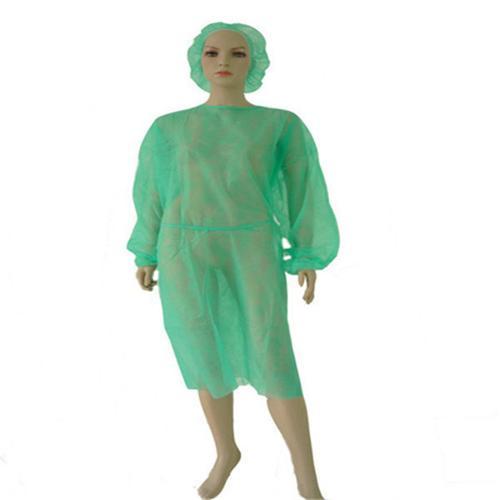 Vestido de aislamiento de PP
