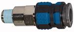 Quick-connect coupling I.D. 7.8, High flow rate, R 1/2 ET