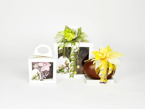 Packaging for confectionary and chocolates