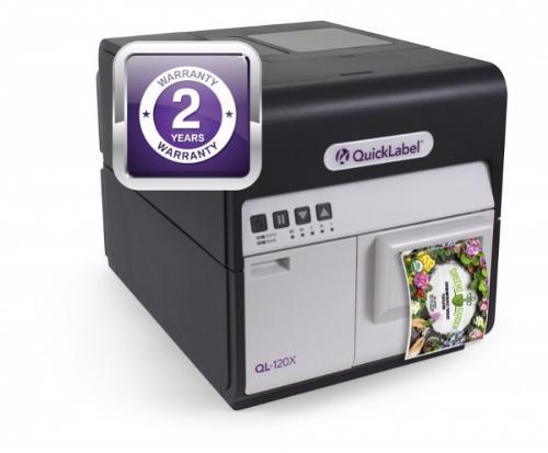 QL-120X-Premium Inkjet Color Label Printer