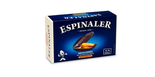 Pickled Mussels- Espinaler