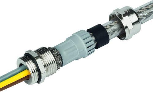 PERFECT EMC pressacavi in ottone, filetto Pg