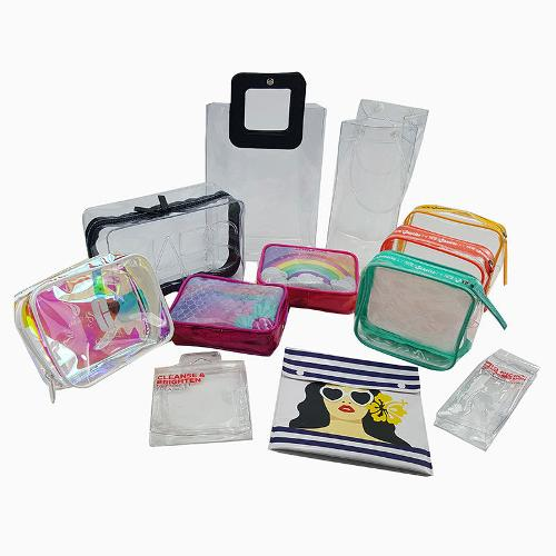 Clear Pvc, EVA Bag