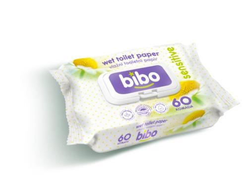 Bibo Feuchtes Toilettenpapier
