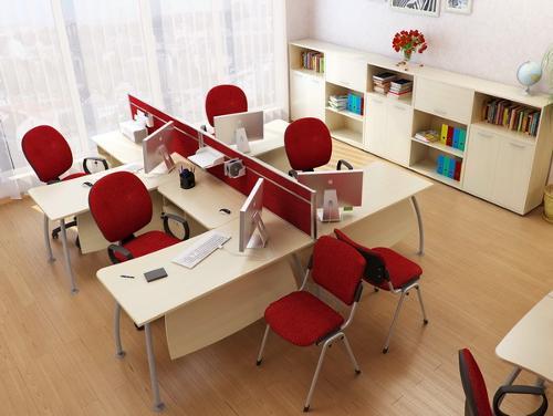 Современная офисная мебель Техно