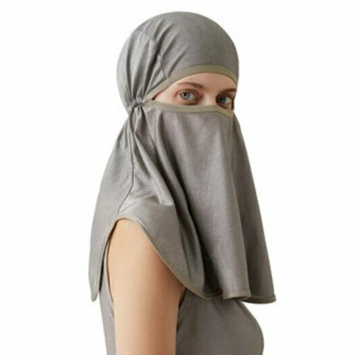 Niqab ,,Silver''