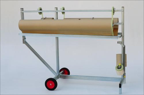 Papierabreißwagen HAMBURG