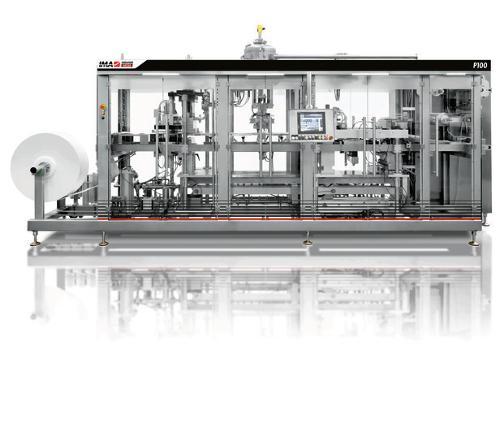 P100 - Form-, Füll- und Verschließmaschinen