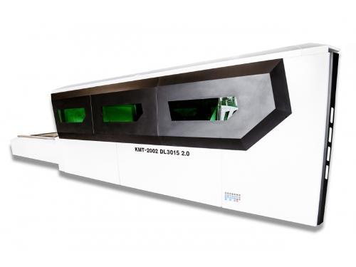 Станок лазерной резки металла с ЧПУ