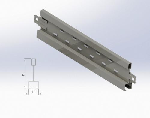 Grooved Suspension Systems