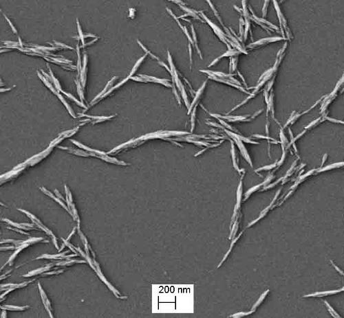 Nanocrystalline cellulose (NCC)